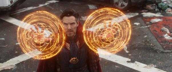 Lý do tại sao Doctor Strange lại chỉ dùng sức mạnh của mình để ngăn chặn dòng nước trong trận chiến cuối cùng của Avengers: Endgame - Ảnh 1.