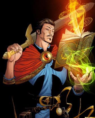 Lý do tại sao Doctor Strange lại chỉ dùng sức mạnh của mình để ngăn chặn dòng nước trong trận chiến cuối cùng của Avengers: Endgame - Ảnh 2.