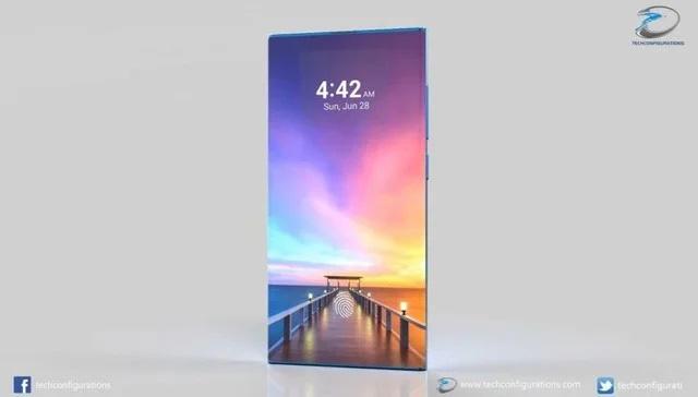 Concept tuyệt đẹp về thiết kế của Xiaomi Mi 10 - Ảnh 2.