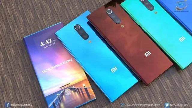 Concept tuyệt đẹp về thiết kế của Xiaomi Mi 10 - Ảnh 3.