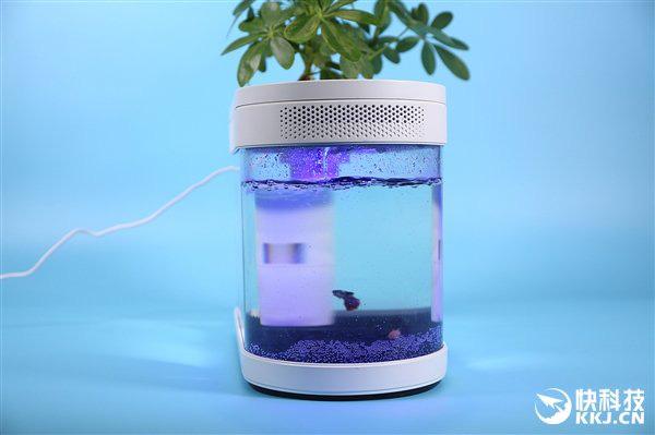 Xiaomi ra mắt bể cá di động chạy điện và không cần thay nước thường xuyên, giá chỉ khoảng 1 triệu đồng - Ảnh 2.