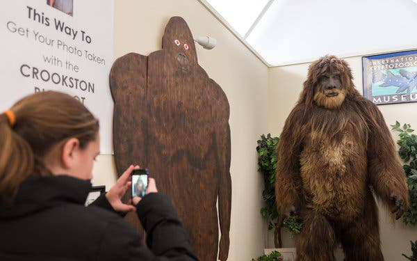 Xuất hiện video ghi lại tiếng hú lạ kỳ của Bigfoot, chứng minh sinh vật huyền bí này thật sự tồn tại - Ảnh 4.