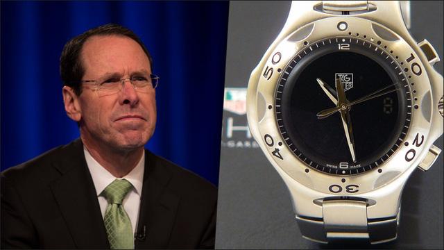 Các CEO hàng đầu thế giới đeo đồng hồ gì? - Ảnh 3.