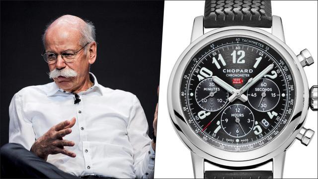 Các CEO hàng đầu thế giới đeo đồng hồ gì? - Ảnh 5.