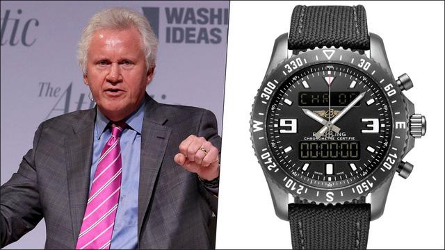 Các CEO hàng đầu thế giới đeo đồng hồ gì? - Ảnh 6.
