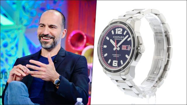 Các CEO hàng đầu thế giới đeo đồng hồ gì? - Ảnh 7.