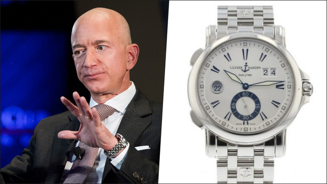 Các CEO hàng đầu thế giới đeo đồng hồ gì? - Ảnh 8.