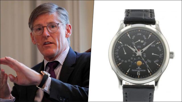 Các CEO hàng đầu thế giới đeo đồng hồ gì? - Ảnh 9.