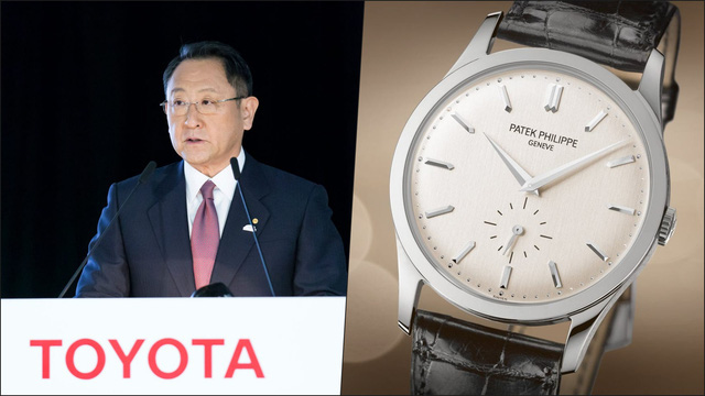 Các CEO hàng đầu thế giới đeo đồng hồ gì? - Ảnh 10.