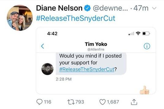 Thánh chiến #ReleaseTheSnyderCut bùng nổ, liệu sẽ còn cơ hội nào cho Warner Bros? - Ảnh 4.