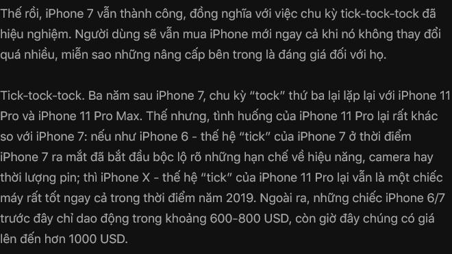 Đánh giá iPhone 11 Pro: Không phải người đi đầu, nhưng vẫn là người dẫn đầu - Ảnh 3.
