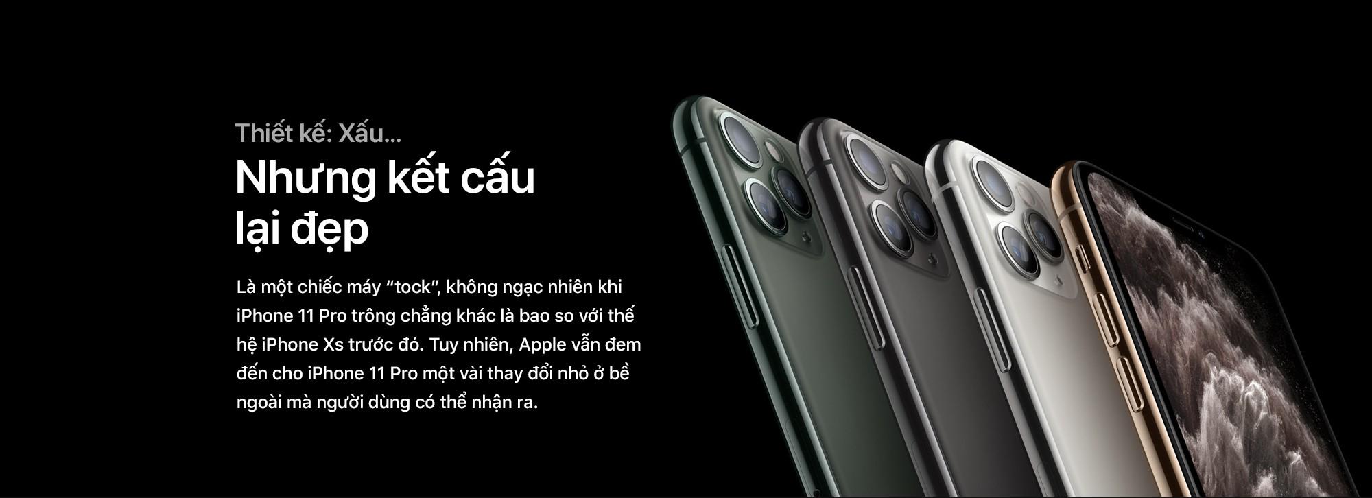 Đánh giá iPhone 11 Pro: Không phải người đi đầu, nhưng vẫn là người dẫn đầu - Ảnh 6.