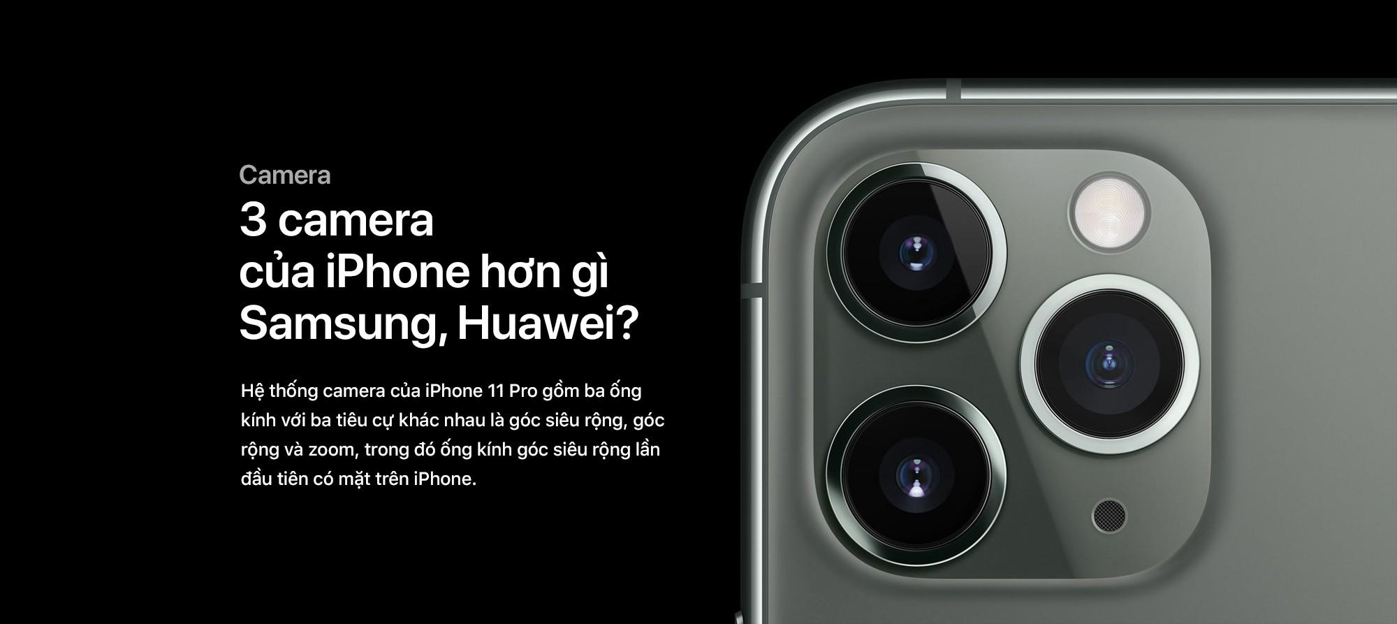 Đánh giá iPhone 11 Pro: Không phải người đi đầu, nhưng vẫn là người dẫn đầu - Ảnh 17.