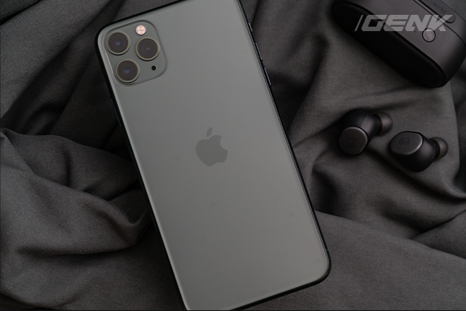 Đánh giá iPhone 11 Pro: Không phải người đi đầu, nhưng vẫn là người dẫn đầu - Ảnh 8.