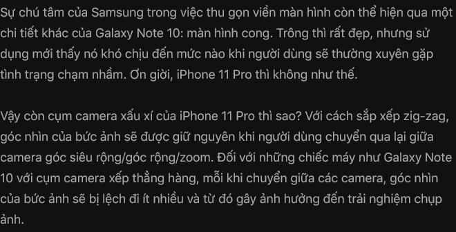 Đánh giá iPhone 11 Pro: Không phải người đi đầu, nhưng vẫn là người dẫn đầu - Ảnh 14.
