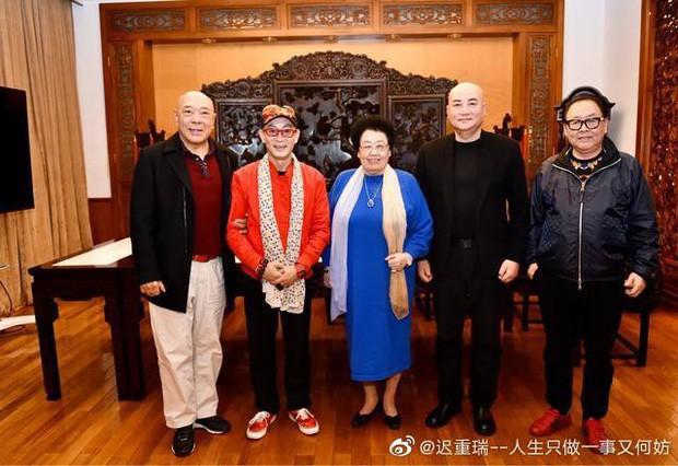 4 thầy Đường Tăng của Tây Du Ký 1986 hội ngộ sau 33 năm lên sóng, gợi nhắc cả bầu trời tuổi thơ - Ảnh 1.