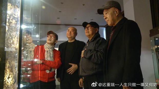 4 thầy Đường Tăng của Tây Du Ký 1986 hội ngộ sau 33 năm lên sóng, gợi nhắc cả bầu trời tuổi thơ - Ảnh 2.