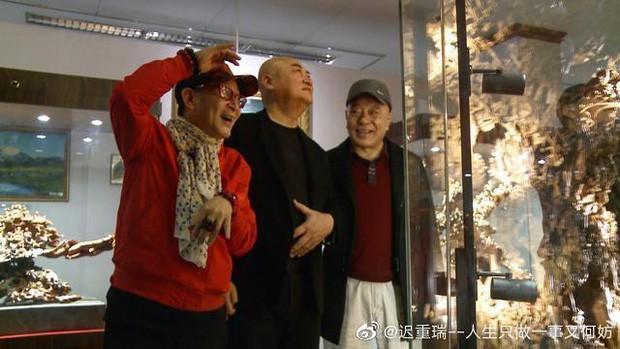 4 thầy Đường Tăng của Tây Du Ký 1986 hội ngộ sau 33 năm lên sóng, gợi nhắc cả bầu trời tuổi thơ - Ảnh 3.