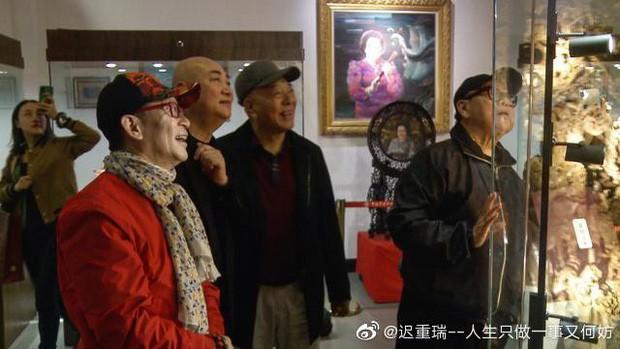 4 thầy Đường Tăng của Tây Du Ký 1986 hội ngộ sau 33 năm lên sóng, gợi nhắc cả bầu trời tuổi thơ - Ảnh 4.