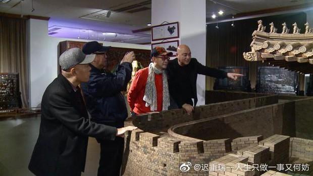 4 thầy Đường Tăng của Tây Du Ký 1986 hội ngộ sau 33 năm lên sóng, gợi nhắc cả bầu trời tuổi thơ - Ảnh 5.