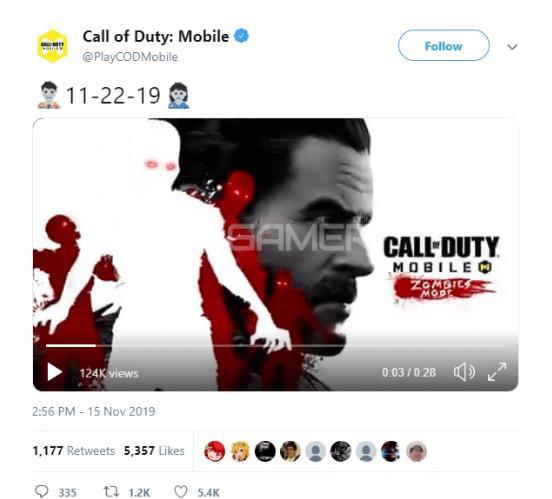 Call of Duty Mobile: Chính thức ra mắt chế độ Zombie với lối chơi độc đáo - Ảnh 2.