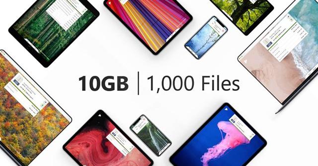Gửi nhanh tập tin có dung lượng lên đến 10GB cực đơn giản với Jetdrop - Ảnh 1.