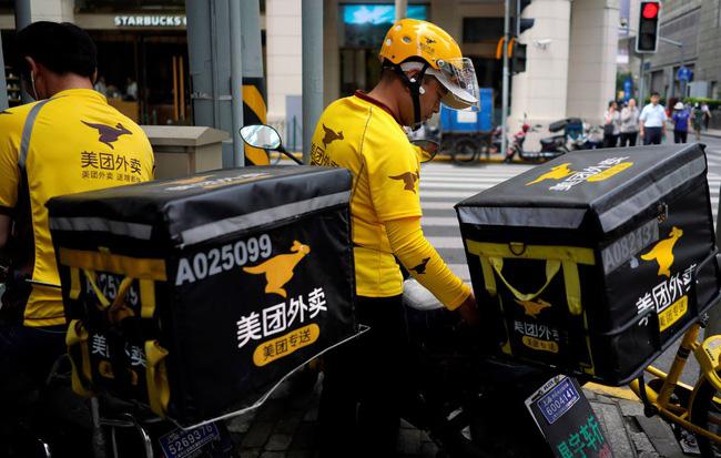 Giữa bão phá sản, thua lỗ, cổ phiếu một hãng giao đồ ăn lại thăng hoa vượt cả Alibaba, khiến nhà đầu tư phấn khích khi báo lãi tới hàng trăm triệu USD - Ảnh 1.