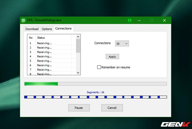 Tăng 300% tốc độ tải dữ liệu trên Windows 10 với Neat Download Manager - Ảnh 8.