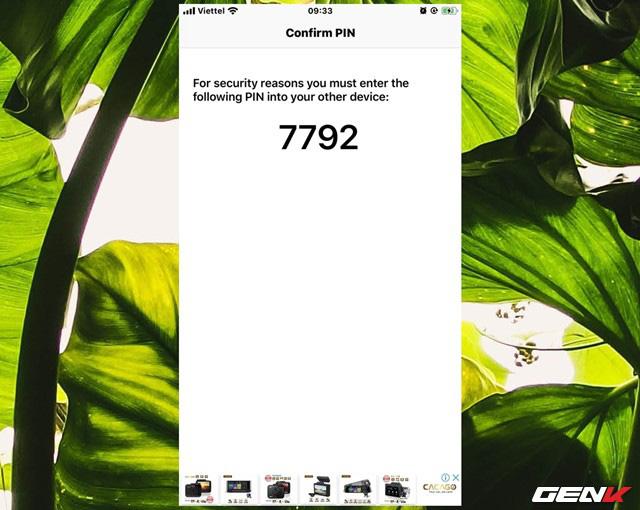 Chuyển nhanh dữ liệu qua lại giữa iOS và Android với Copy My Data - Ảnh 9.