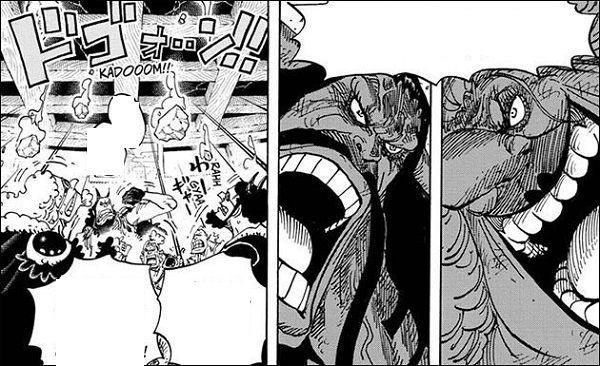One Piece: Tác dụng của trái ác quỷ và 5 lý do có thể giải thích về khả năng bất tử của Kaido - Ảnh 1.