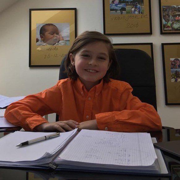 Cậu bé 9 tuổi này sắp trở thành người nhận bằng Đại học trẻ nhất trên Thế giới - Ảnh 4.