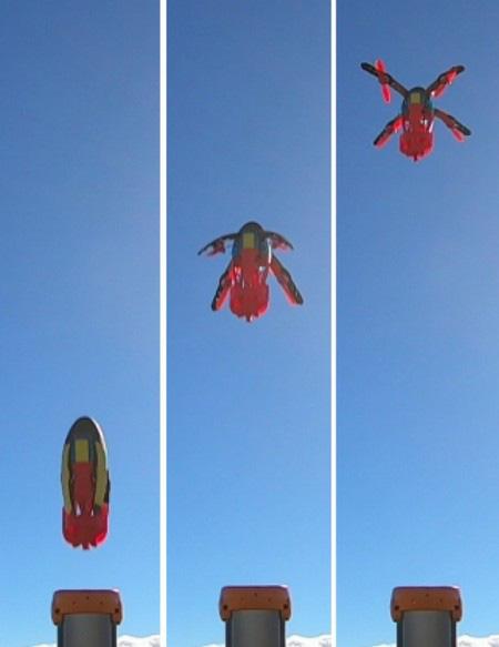 Các nhà nghiên cứu Mỹ tạo ra hệ thống phóng drone cực kỳ đơn giản mà hiệu quả giống như đại bác - Ảnh 3.