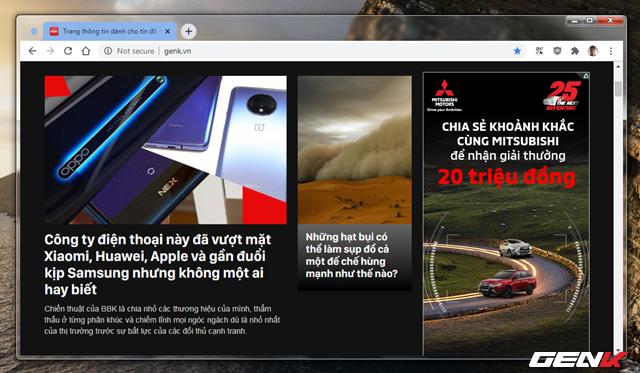 """Cách """"ép"""" Google Chrome luôn hiển thị chế độ nền tối cho tất cả các trang web - Ảnh 6."""