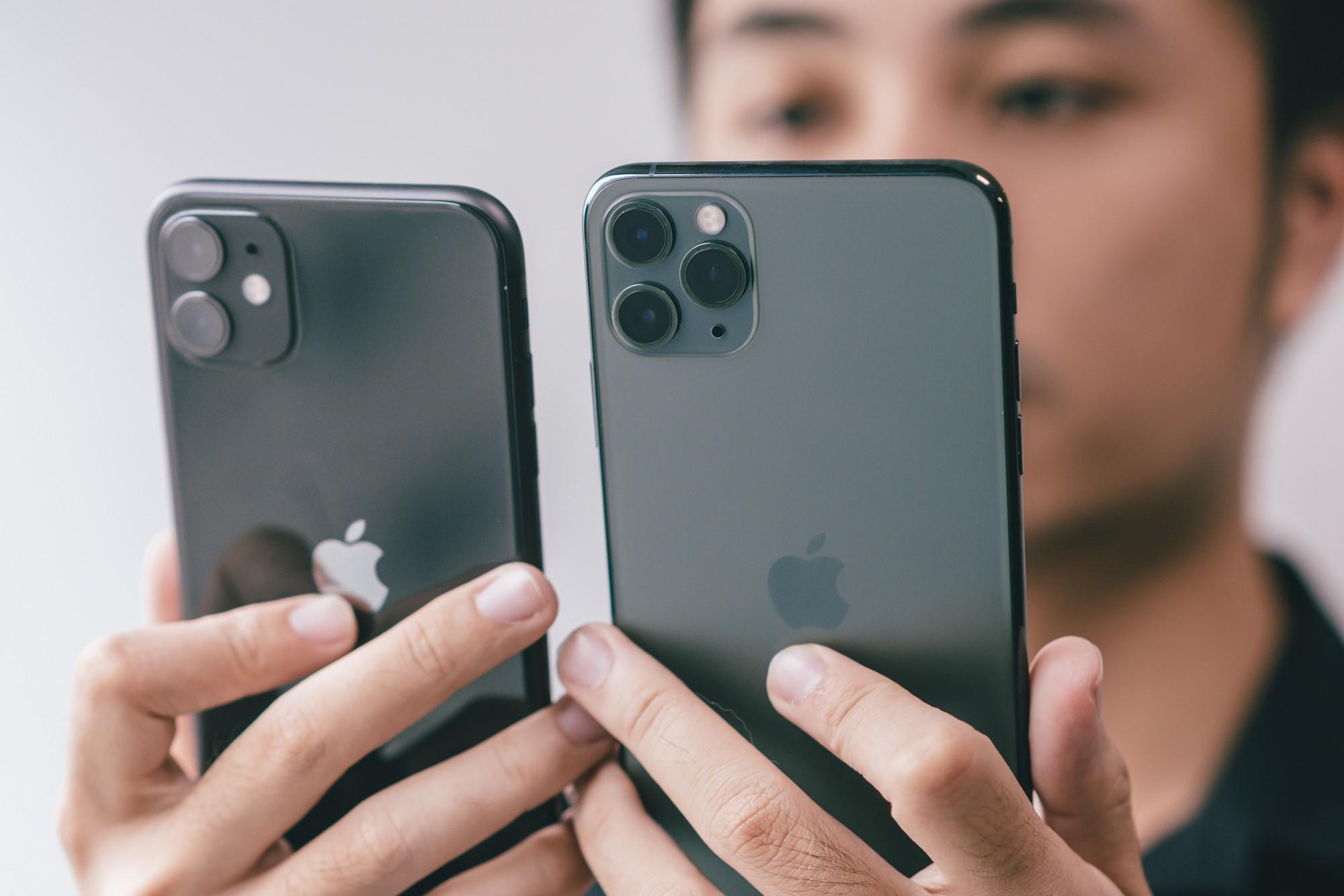 Đánh giá iPhone 11 Pro: Không phải người đi đầu, nhưng vẫn là người dẫn đầu - Ảnh 40.