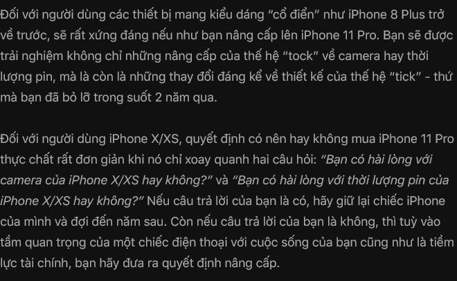 Đánh giá iPhone 11 Pro: Không phải người đi đầu, nhưng vẫn là người dẫn đầu - Ảnh 38.