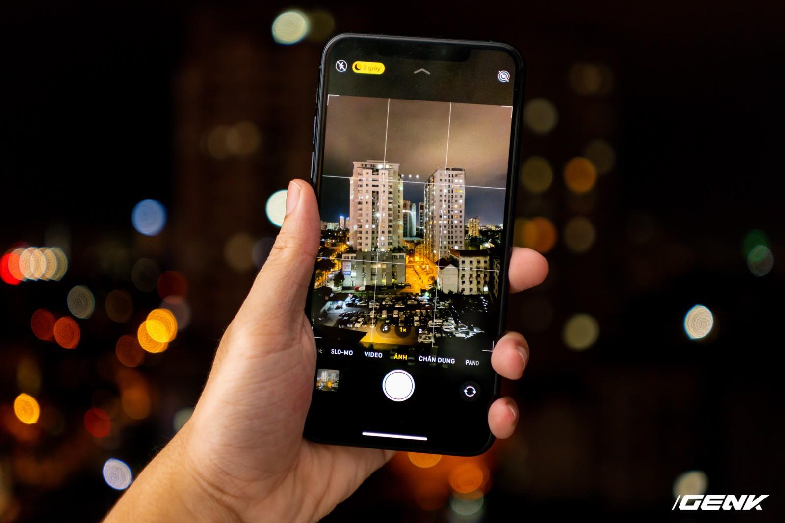 Đánh giá iPhone 11 Pro: Không phải người đi đầu, nhưng vẫn là người dẫn đầu - Ảnh 18.