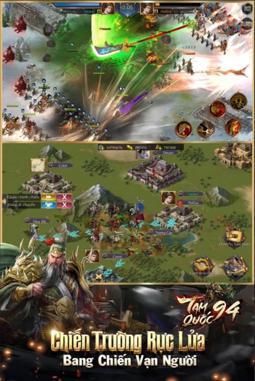 Tổng hợp loạt dự án game mobile mới đã và đang chuẩn bị ra mắt thị trường VN (P1) - Ảnh 2.