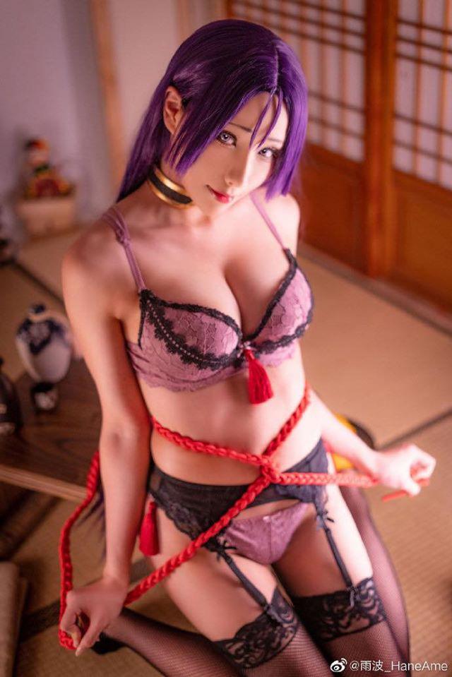 Ngắm gái xinh trong Fate/Stay Night diện bikini khoe vòng một nhức mắt - Ảnh 4.