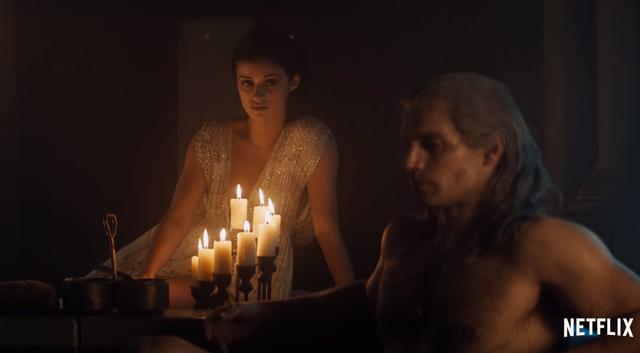 The Witcher phiên bản điện ảnh khiến cộng đồng game thủ vô cùng hứng thú - Ảnh 2.