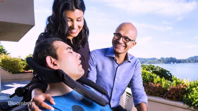 Con bị tàn tật nặng, liệt tứ chi, CEO Microsoft chia sẻ: Những đứa trẻ dạy tôi biết thấu cảm, giúp tôi trở thành một lãnh đạo tốt hơn! - Ảnh 4.