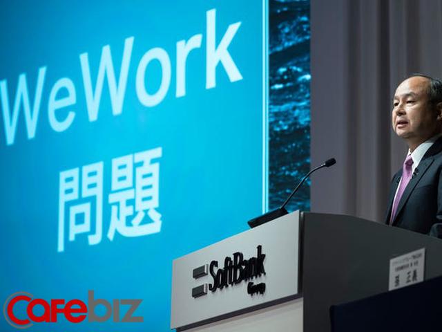Masayoshi Son vừa có một bài thuyết trình điên rồ: Mang một 'con voi' vào phòng họp, 'hoang tưởng' rằng kỳ lân gãy sừng WeWork sẽ có lãi và tăng trưởng chóng mặt! - Ảnh 2.