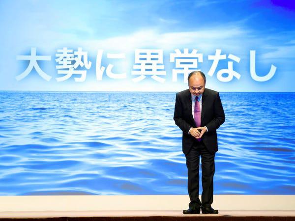 Masayoshi Son vừa có một bài thuyết trình điên rồ: Mang một 'con voi' vào phòng họp, 'hoang tưởng' rằng kỳ lân gãy sừng WeWork sẽ có lãi và tăng trưởng chóng mặt! - Ảnh 13.