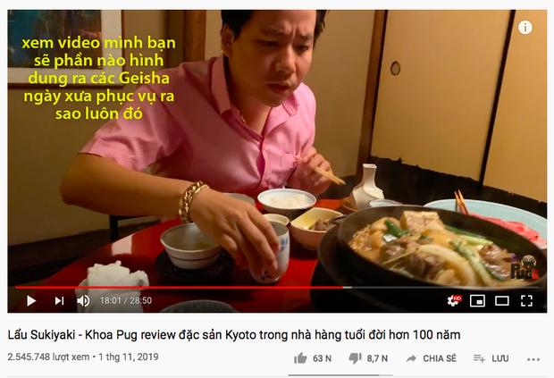 """Dân tình bất ngờ vì thấy Khoa Pug xoá vlog """"quỳ khóc"""" gây tranh cãi: tưởng để xoa dịu dư luận, nhưng hoá ra là 1 trò đùa? - Ảnh 3."""