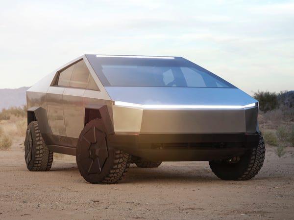 Trước Tesla Cybertruck, chỉ có duy nhất 1 chiếc xế hộp bọc thép không gỉ, được sản xuất từ tận năm 1983 - Ảnh 21.