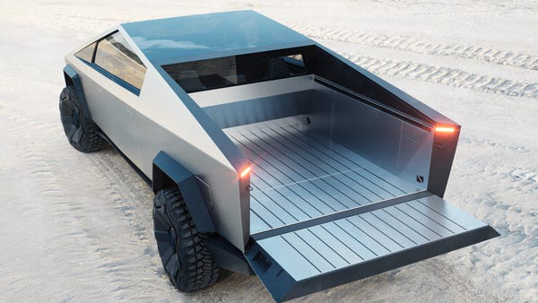 Trước Tesla Cybertruck, chỉ có duy nhất 1 chiếc xế hộp bọc thép không gỉ, được sản xuất từ tận năm 1983 - Ảnh 38.