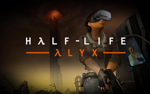 Half-Life Alyx quá hay, đối thủ của Steam cũng phải khen ngợi - Ảnh 1.