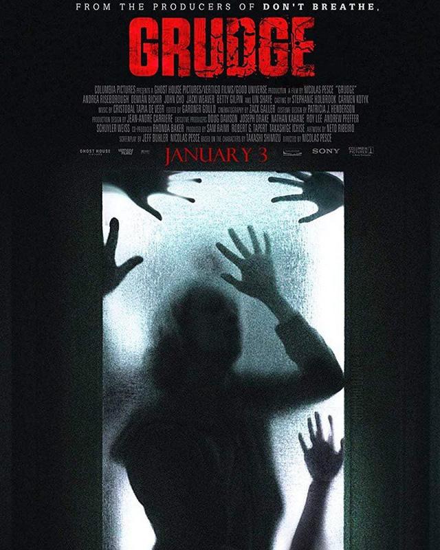 The Grudge tung trailer mới: Kinh dị, đẫm máu, ám ảnh đến tột cùng - Ảnh 3.