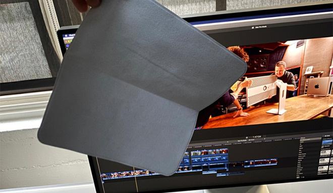Đẳng cấp của Apple: Bánh xe đẩy Mac Pro giá hơn 9 triệu, khăn lau màn hình cũng phải qua 7749 bước để vệ sinh cho sạch - Ảnh 4.
