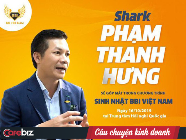 Bị tố rót tiền vào công ty kinh doanh đa cấp BBI Việt Nam, Shark Hưng nói gì? - Ảnh 2.