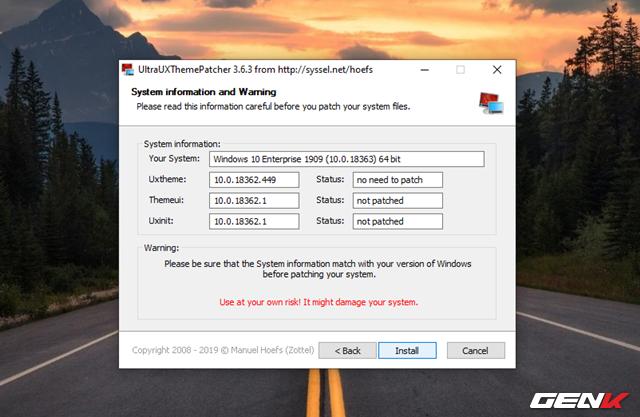 Dark mode cho Windows 10: bộ giao diện cực đẹp dành cho tín đồ yêu màu tối - Ảnh 4.